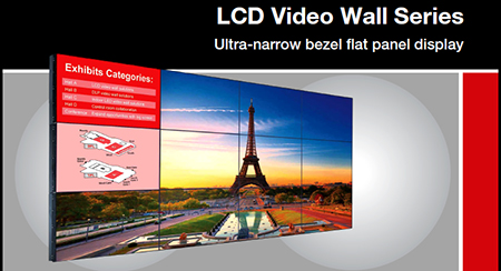 jual video wall