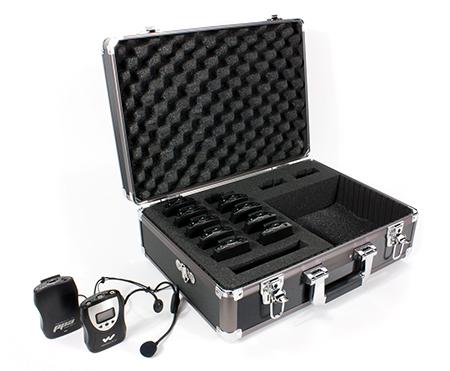 Audio tour guide sering dipakai saat Umroh
