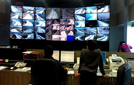 Aplikasi Multi video display, wall screen