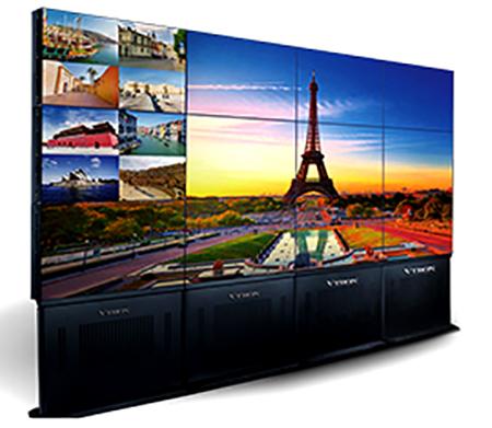 Kami jual Multi Display Monitor dengan Bexel yang tipis 3,5mm di Indonesia