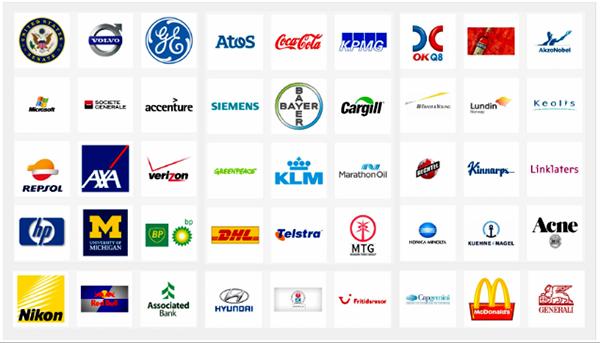 Konsumen Skala Internasional yang memakai Evoko Booking System