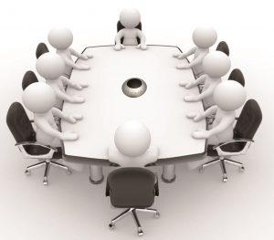 Mikrofon-speaker-wireless-untuk-Skype-Webex-Trueconf-di-meja-rapat