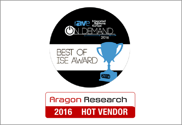 Trueconf Teleconference Software Server. Penghargaan dalam skala Internasional