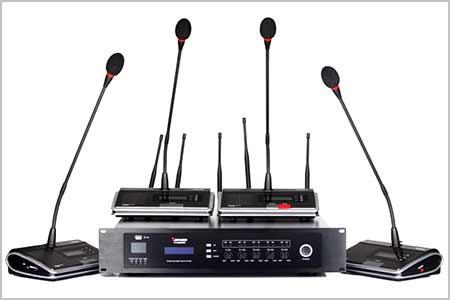 Mic conference wireless mikrofon rapat wireless Sternelec SCU893