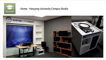 Sistem-pengajaran-Audio-Visual-perekaman-dan-Streaming-pembelajaran-mahasiswa-Online Korea Hanyang
