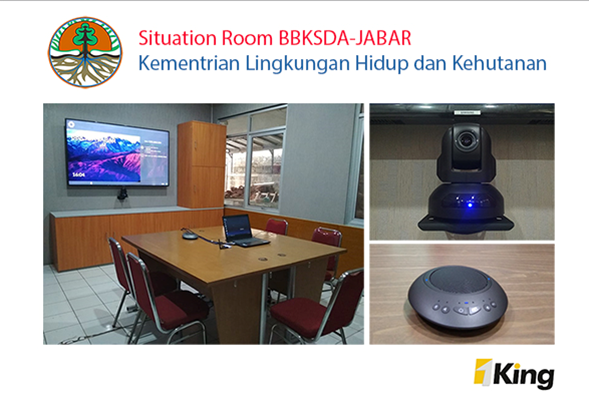Alat Video Teleconference Zoom