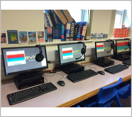 laboratorium bahasa, laboratorium multimedia, peralatan laboratorium bahasa, kegunaan peralatan laboratorium bahasa, alat laboratorium bahasa, software labosarorium bahasa